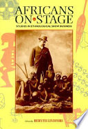Africans on Stage Book PDF