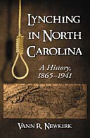 Lynching in North Carolina