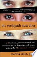 The Sociopath Next Door Book Cover