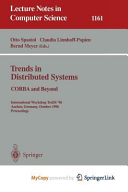 Trends in Distributed Systems