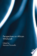 Perspectives on African Witchcraft