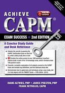 Achieve PMP Exam Success  3rd Edition