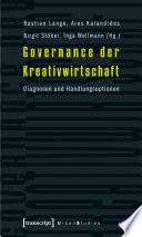 Governance der Kreativwirtschaft
