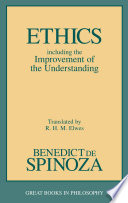Ethics Including the Improvement of the Understanding