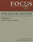 Psychiatry Review Dsm 5