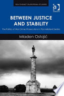 Between Justice and Stability
