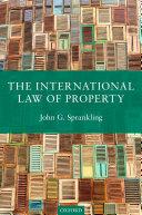 download ebook the international law of property pdf epub