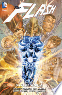 The Flash Vol. 7: Savage World : future version of barry allen has managed to...
