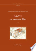 illustration du livre Belo: Le sanctuaire d'Isis