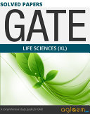 GATE Solved Papers for Life Science  XL