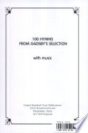 100 Hymns from Gadsby s Selection