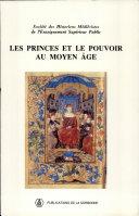 Le pouvoir au Moyen Âge