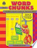 Word Chunks