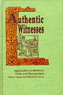 Authentic Witnesses