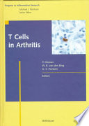 T Cells in Arthritis