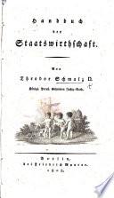 Handbuch der Staatswirthschaft