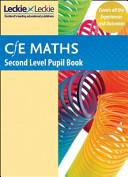 CfE Maths Second Level Pupil Book
