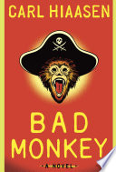 Book Bad Monkey