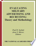 Evaluating Military Advertising And Recruiting