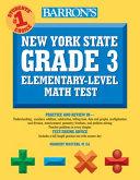 Barron S New York State Grade 3 Elementary Level Math Test