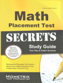 Math Placement Test Secrets