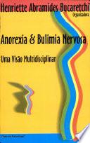 Anorexia & Bulemia Nervosa