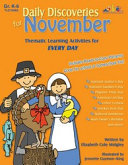 download ebook daily discoveries for november pdf epub