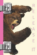 Release It Letting It All Out Brown Bear Creative Writing Journal