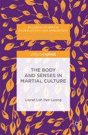 download ebook the body and senses in martial culture pdf epub