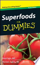 Superfoods For Dummies  Pocket Edition