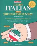 Learn Italian Italiano The Fast And Fun Way