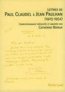 Paul Claudel. Théâtre, tome II