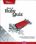 Best of Ruby Quiz