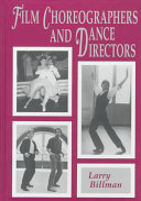 Film Choreographers and Dance Directors