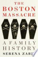 Book The Boston Massacre