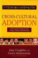 Cross Cultural Adoption
