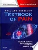 Wall   Melzack s Textbook of Pain Expert Consult   Online and Print 6