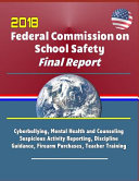 2018 Federal Commission On School Safety Final Report