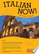 Italian Now  Level 1 Book PDF
