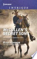 McCullen's Secret Son Pdf/ePub eBook