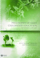 Philosophy of Early Childhood Education