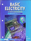 BASIC ELECTRICITY  A Text Lab Manual