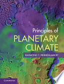Awesome Principles of Planetary Climate