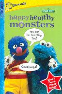 Sesame Street Volume 2 Happy Healthy Monsters
