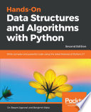 Hands On Data Structures And Algorithms With Python