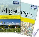 DuMont Reise-Taschenbuch Reiseführer Allgäu