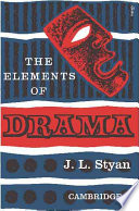 The Elements Of Drama book