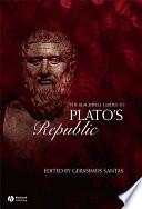 The Blackwell Guide to Plato s Republic