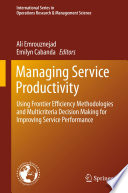 Managing Service Productivity