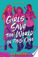 Girls Save the World in This One Book PDF